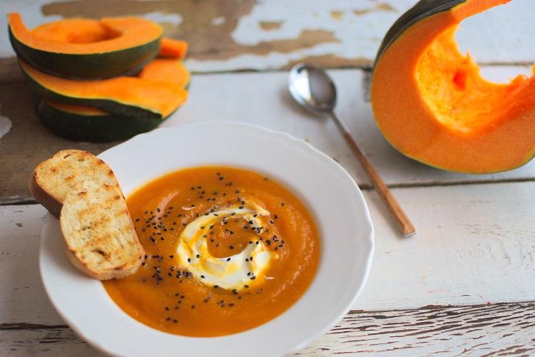 Zupa dyniowa - przepis podstawowy