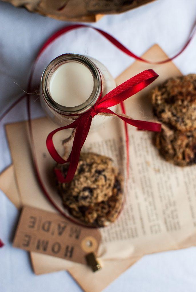 DSC_3265-686x1024 Ciasteczka owsiane z czekoladą