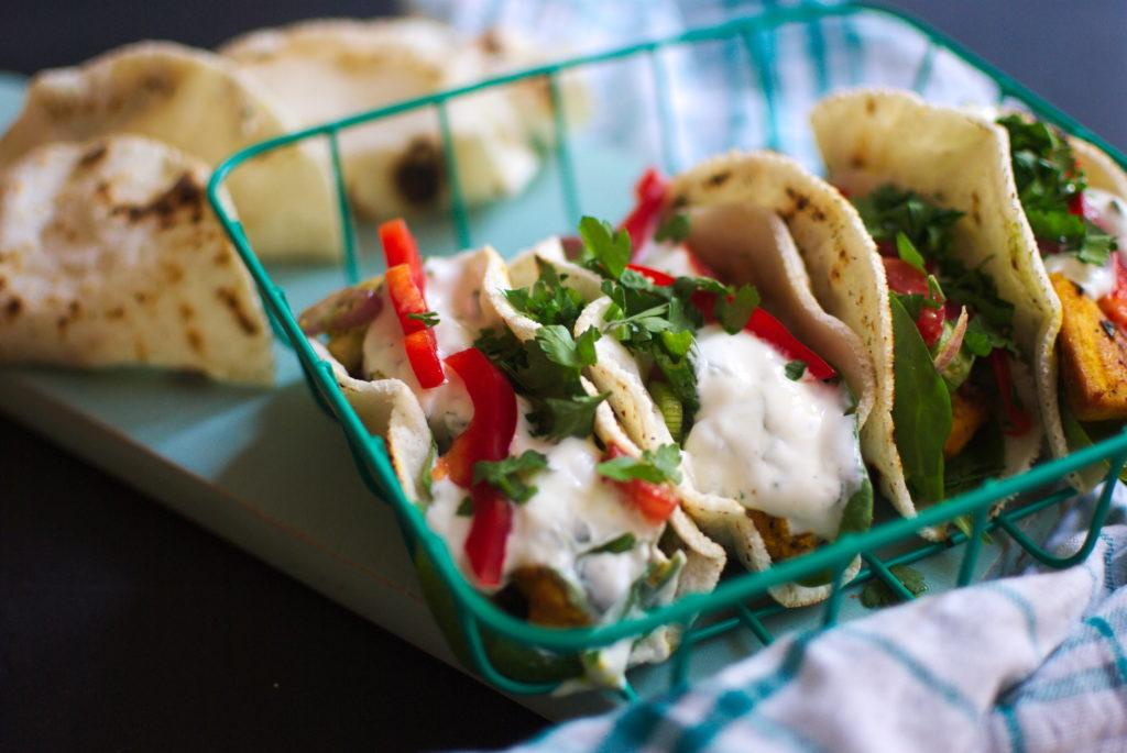 Tacos-1024x685 Domowe tacos z kurczakiem