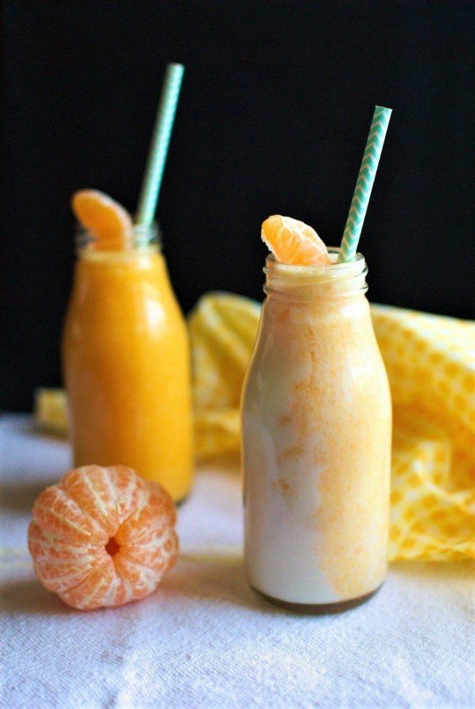 Koktajl z mandarynek
