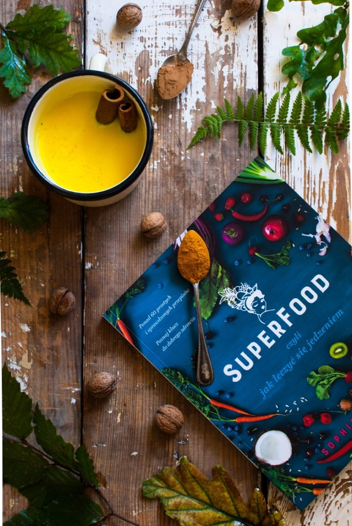 Superfood czyli jak leczyć się jedzeniem