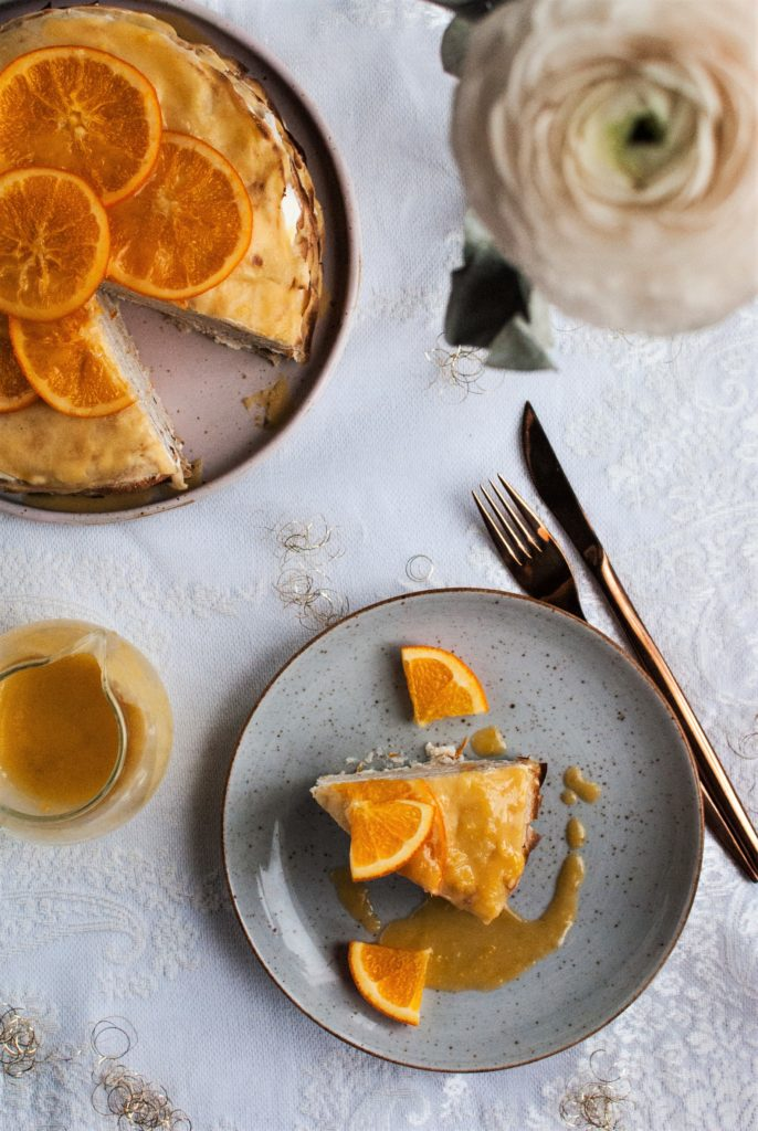 DSC_5208-2-686x1024 Tort naleśnikowy z ricottą i kandyzowanymi pomarańczami