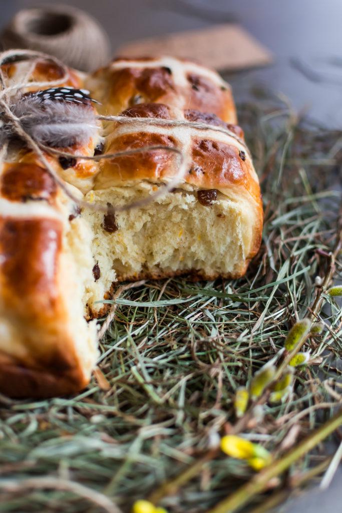 DSC_0073-683x1024 Angielskie bułeczki na Wielkanoc - hot cross buns
