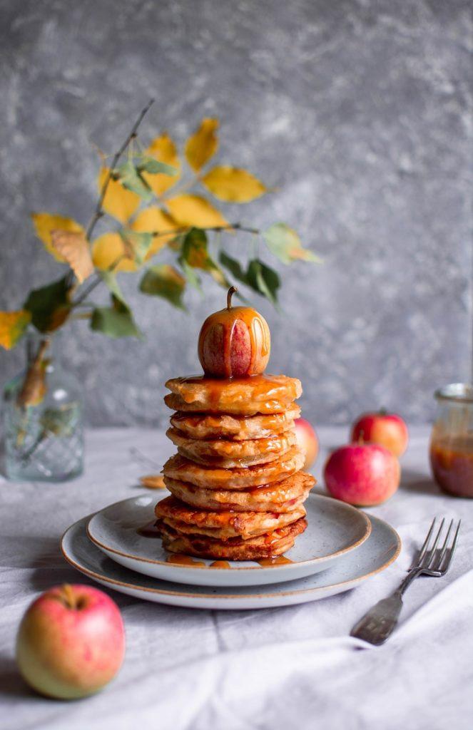 DSC_4547-663x1024 Plastry jabłek smażone w cieście drożdżowym