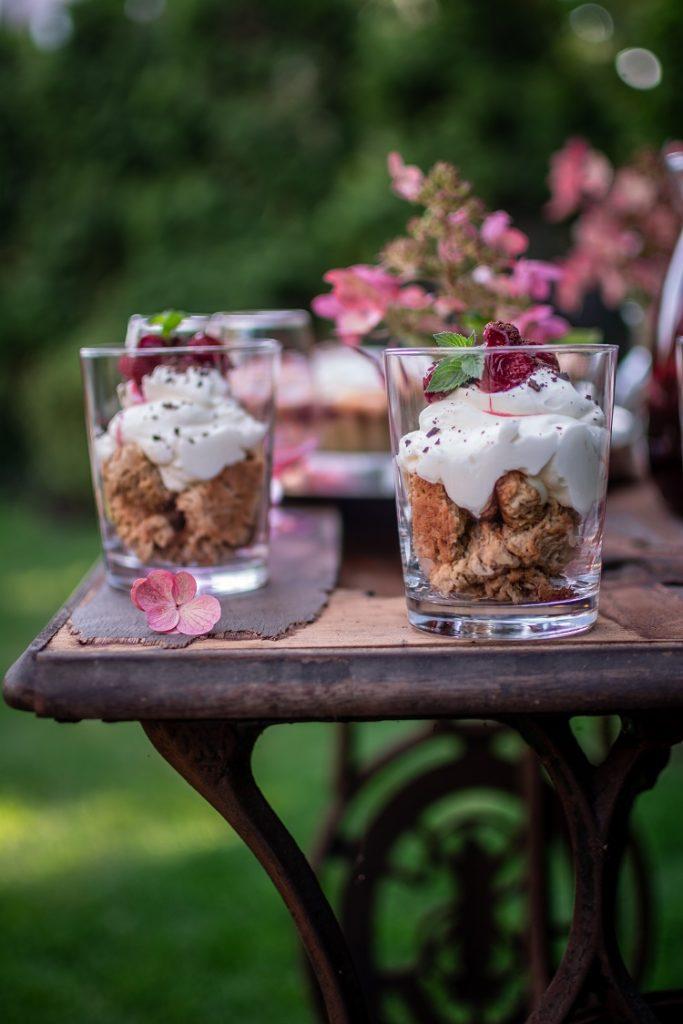 Szybki deser czyli krem mascarpone z maślanymi ciasteczkami