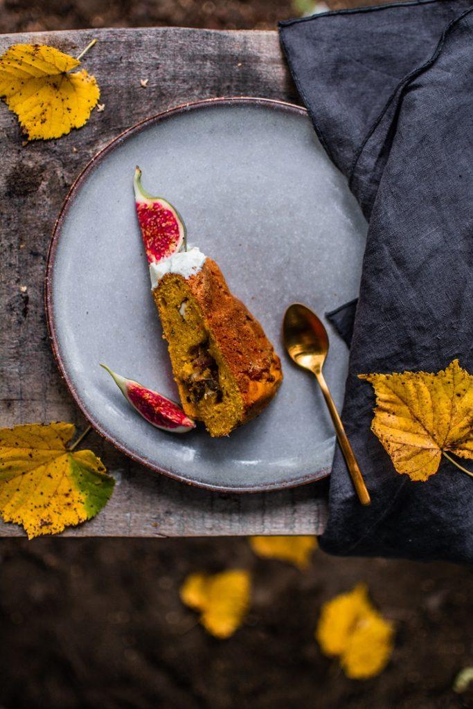 DSC_5097-683x1024 Ciasto dyniowe z figami i orzechami laskowymi