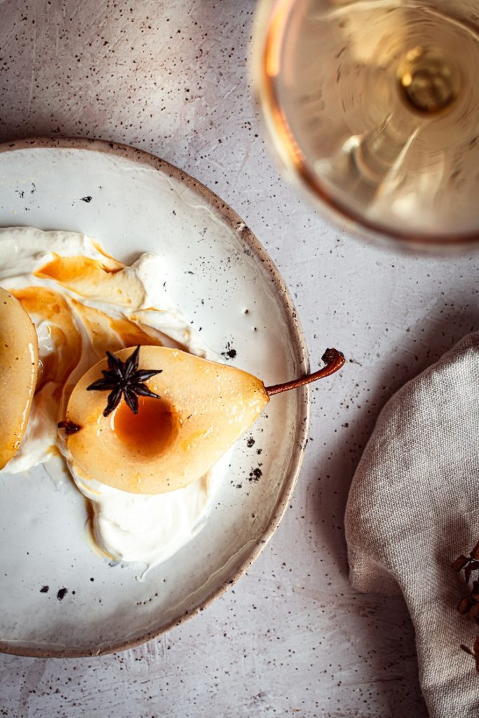 DSC_7382-683x1024 Gruszki duszone w soku pomarańczowym z miodem