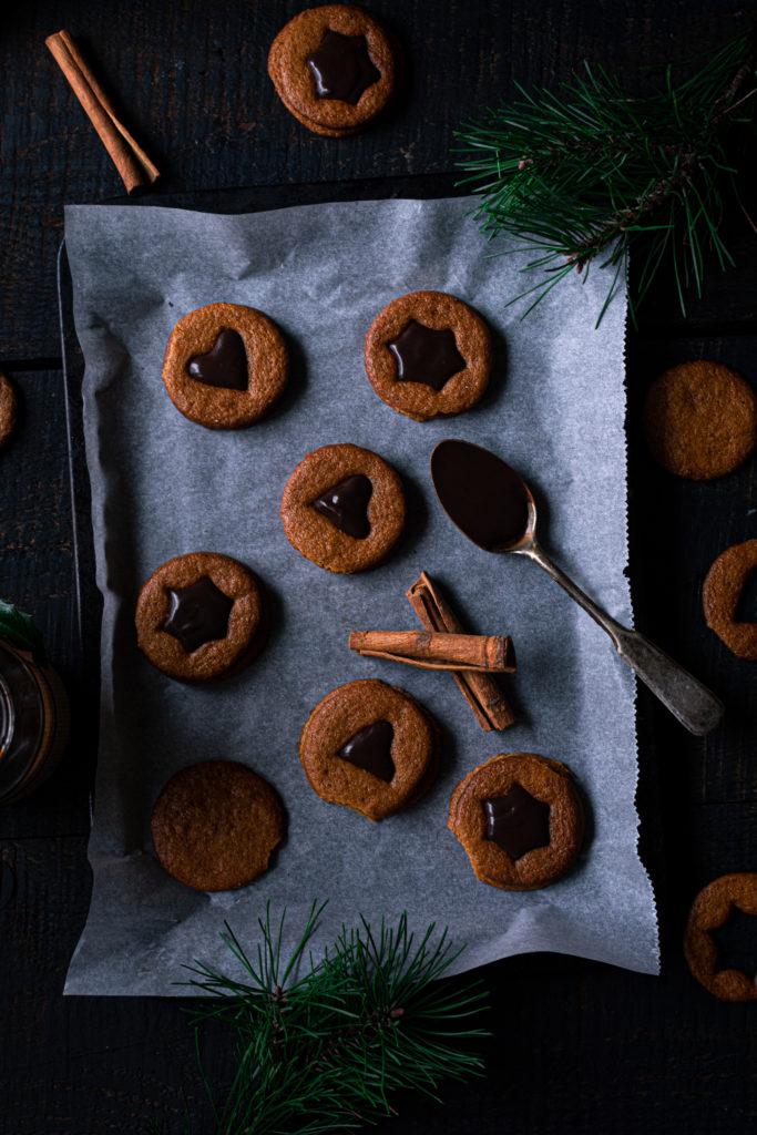 DSC_8345-683x1024 Pierniki przekładane czekoladowym karmelem