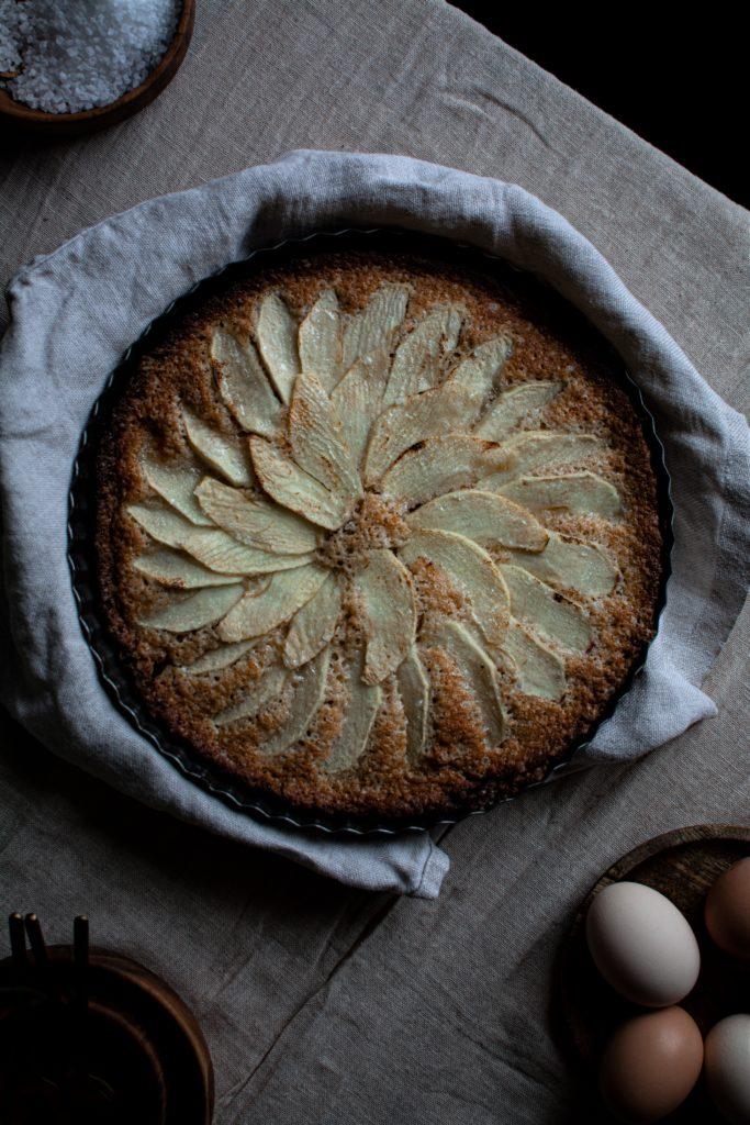 DSC_0497-683x1024 Proste ciasto z jabłkami