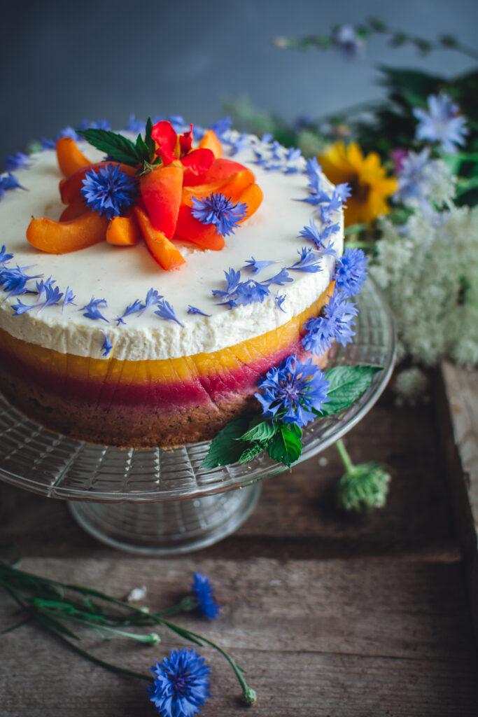 DSC_6583-683x1024 Ciasto ucierane z owocową żelką i pianką z białej czekolady